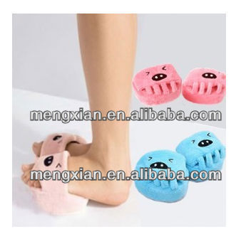 Healthy five fingers slippers,lose weight finger slipper