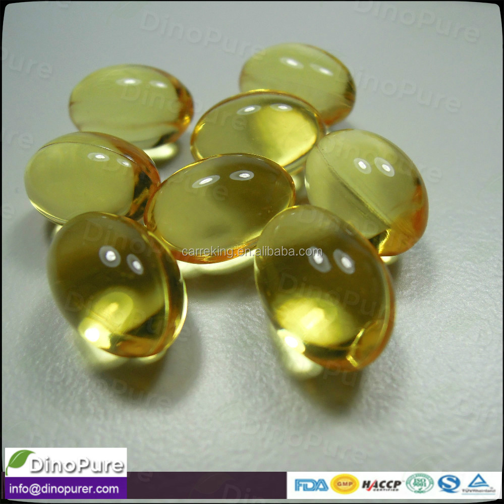 Highest Potency Omega-3 Softgels fish oil in bulk