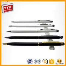 New metal stylet tactile stylo pour j5