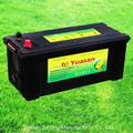 Yuasan Most Reliable Sealed MF Lead Acid Truck Battery --N180-MF(12V180AH)