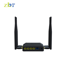 Well selling long range hotspot 3g 4g wireless router with sim card slot