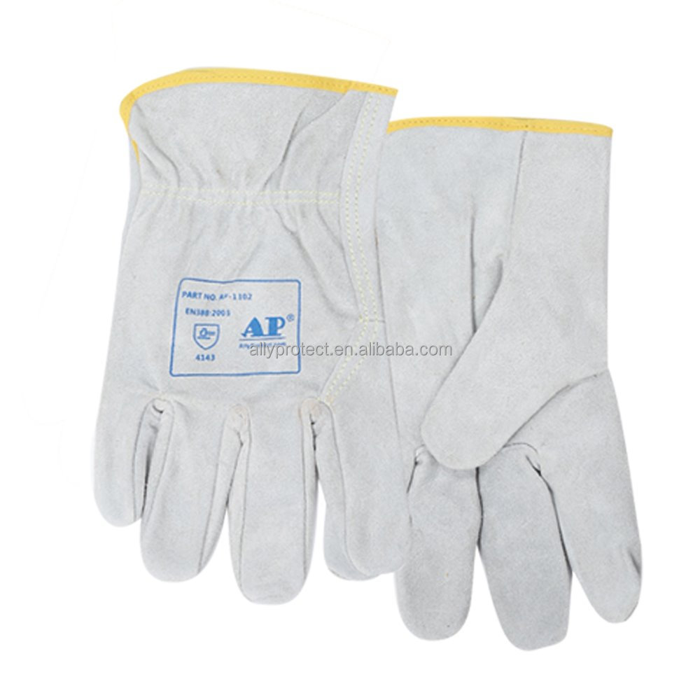 White Masonic Services Ceremonial Gloves Sizes Available from XS to XXL