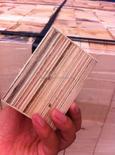 Plywood Block for wooden pallet feet making