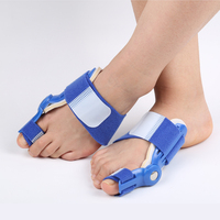 Big toe correction feet care bunion night splint straightener foot pain relief hallux vagus professional