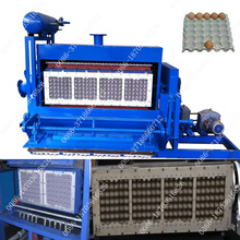 paper pulp molding machine&egg fruit shoes bottle cup tray forming machine for sale from suliy plant directly 0086-15238616350
