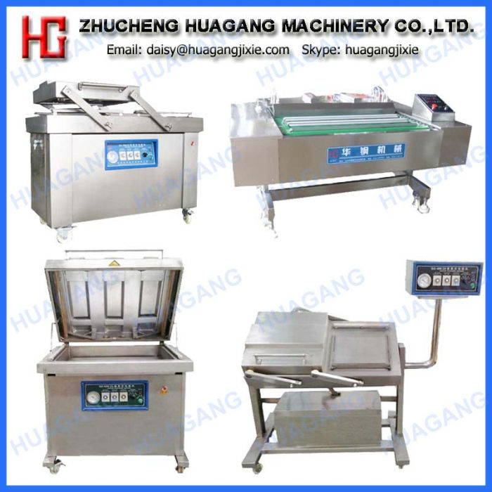 Factory supply good quality pork vacuum packing machine