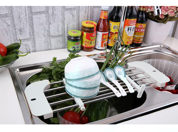 S/S+ABS 18*46*2 HIGH QUALITY KITCHEN RACK TOOLS