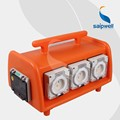 SAIP/SAIPWELL Horizontal Type Removable Distribution Box Electrical Power Socket Box