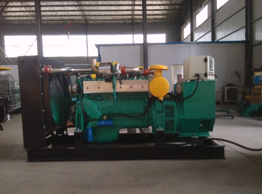 50hz 75kva natural gas generator set with engine in best price
