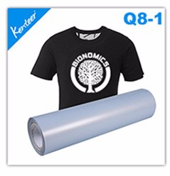 Kenteer metallic fashion cad cut vinyl heat transfers for clothing