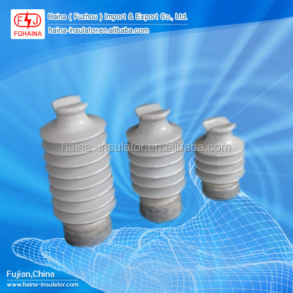Electric Porcelain Line Post Insulator 57-3