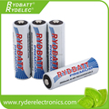 Top Quality china battery ni-mh 1.2v aa 2600mah 3000mah rechargeable batteries