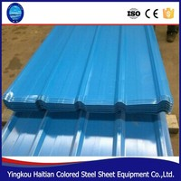 PPGI Roofing Corrugated Galvanized Metal Sheet Price