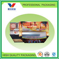 Fast Food packaging grilled chicken/resealable plastic bags microwave