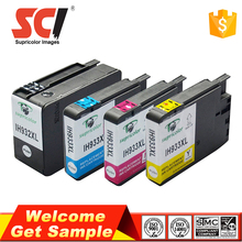 932xl 933xl 932 933 compatible ink cartridge for HP Officejet 6100 6700