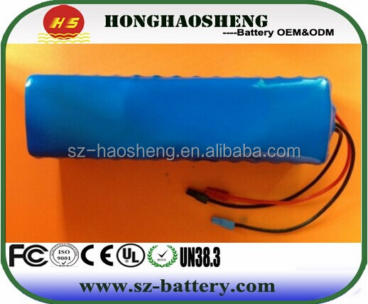 Rechargeable li-ion battery made in China 12v 30ah lifepo4 battery