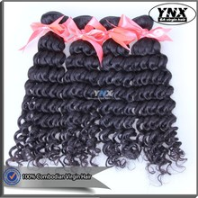 Alibaba express hot sale 10-32 inch remy human hair weave,virgin cambodian curly hair 1b,high quality 6a cambodian hair for sale