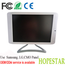 "white case 19 "" Inch dental LCD/LED TV monitor"