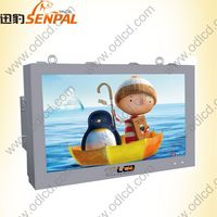 65 inch hight brightness 2000nits HD LCD sunlight readable screen outdoor lcd digital signage lcd advertising display