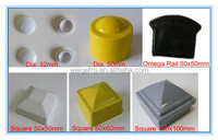 WellGRID Supply Fiberglass GRP FRP Handrail End Cap