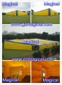 Large activities square inflatable tent