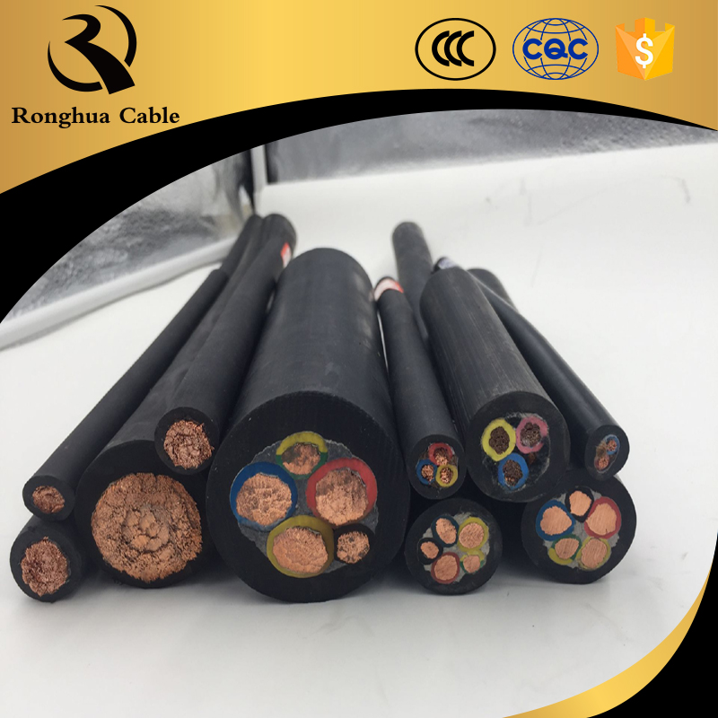 4/0 awg copper wire neoprene rubber welding machine wire cable