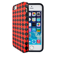 Hybrid TPU PC Material Shockproof Case for iPhone 6