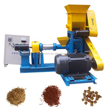 Cheap price Aquarian Pet Turkey Bone Meat Grain Top Dry Type Fish Feed Grinding Extruded Machine