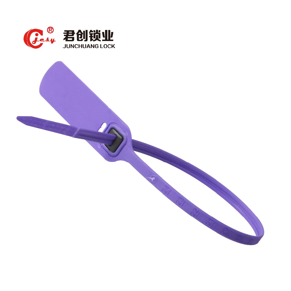 JCPS201 Economic Airline Freight Logistic Plastic Seal For Your Protection