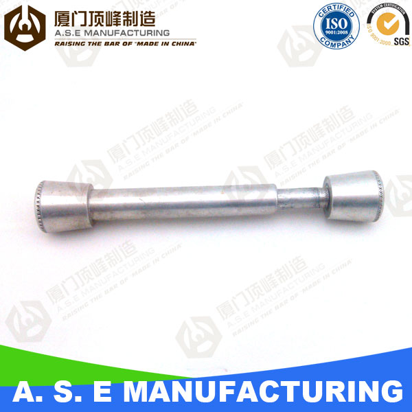 oem service metal lathe parts with fast delivery aluminum embroidery machine part