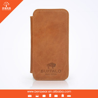 New leather cell / mobile phone case for iphone 6