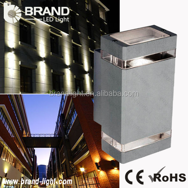 IP54 Aluminum Outdoor Lighting Outdoor wall Light waterproof wall lamp