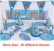 birthday party set Paper ben 10 birthday party supplies