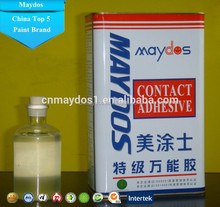Maydos non-toxic chloroprene all purpose super glue for leather