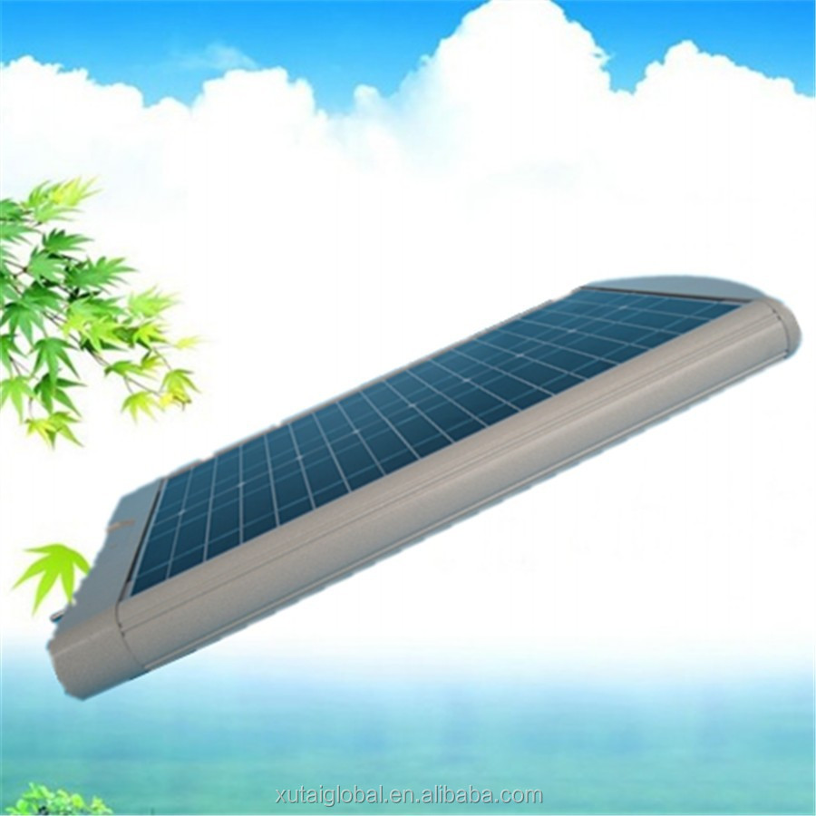 Professional Solar 20w Power Integrated solar energy led street light all in one