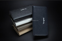 2015 popular fashion new style european man long wallet