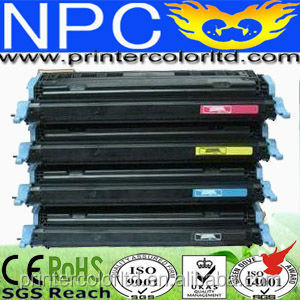 Compatible hp color toner cartridge q6000a q6001a q6002a q6003a