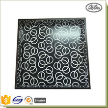 New design handmade fashion decoration wooden tray
