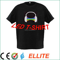 More than 400 kinds of design lighting led panel for t-shirt