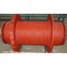 Free-Fall Winch 10 ton Hydraulic Free Fall Winch From 1 to 10 ton