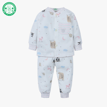 Children long sleeve pajamas, children's clothing