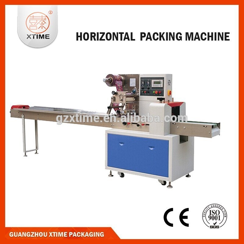 teabag packing machine with thread tag & envelop