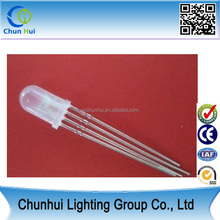 cheap price of rgb led 5mm diffused