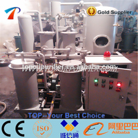 Cost-effective vacuum oil purifier,TYA hydraulic oil/turbine oil/lubricants filter cleaning machine