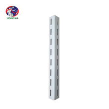 Galvanized Steel Slotted Angle Bar/ Competitive Price Angle Bar With Holes