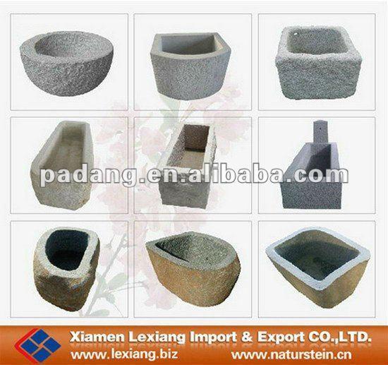 Padang Crystal G603 water / plants trough