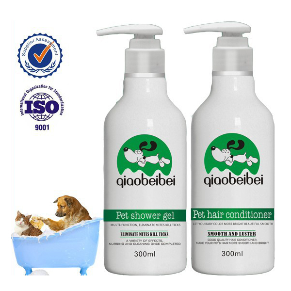 OEM Dog shampoo manufacturers Private label natural organic pet shampoo dog shampoo