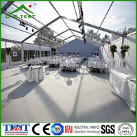 wedding party decorations clear transparent plastic tent