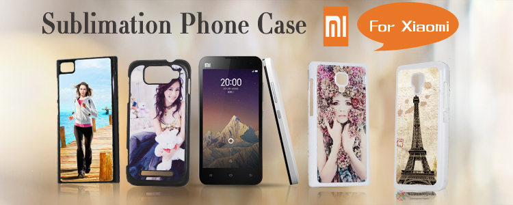 Sublimation Mobile Phone Cover Case for Xiaomi 2