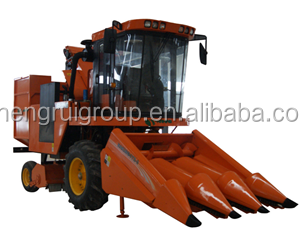 ISO Certificated Agricultural Machine harvesting machine corn combine harvester for sale